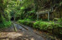 Helensburgh Railway Station, Australia