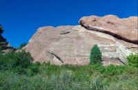 Red Rocks and Blue Skies of Denver