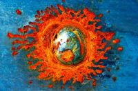 Splash - Rust Creates Art