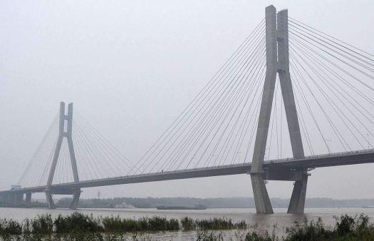 Runyang Yangtze River Bridge, China $1.3 billion