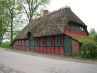 Thatched cottage, Denmark