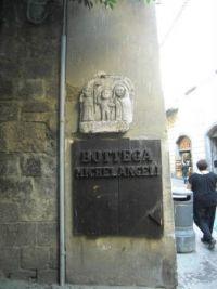 Bottega Michelangeli Orvieto, Umbria, Italy