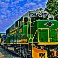 Train, Jim Thorpe, PA, Jay Applegate