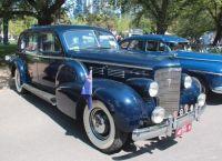 "Cadillac (Series 75) ""Fleetwood"" Limousine - 1938"