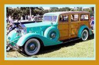 1934 Packard woodie