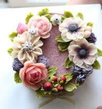 bean paste flowers by atelier ryeo
