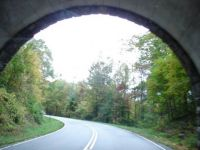 Fall though the tunnel