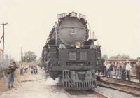 UP Challenger #3985/ CC&O #675, Cox Street, Memphis Tennessee