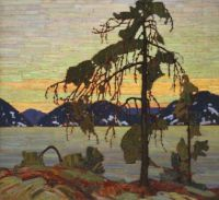The Jack Pine by Tom Thompson, Large