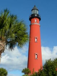 Ponce Inlet Lighthouse, Fla.