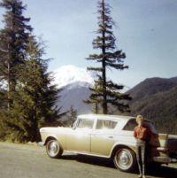 Mt Rainier - 1967