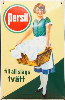 Themes Vintage ads - Persil washing powder