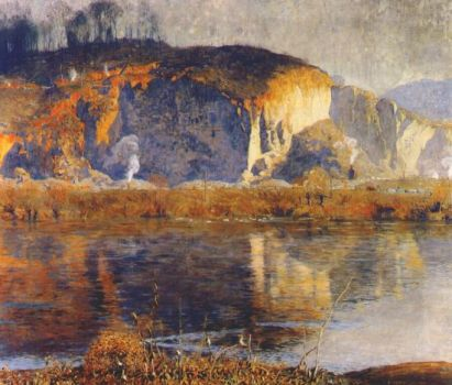Quarry by Daniel Garber