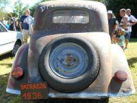 Tatra 57 A 1936, CR