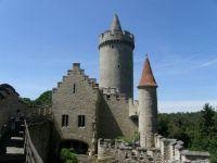 hrad Kokořín 1