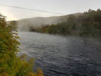 Scottish Mist at Lough Tummel