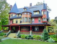 Grand Victorian House - Plainfield, New Jersey...