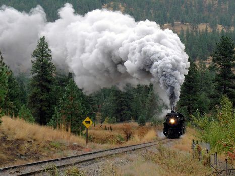 Kettle Valley Canada Rail