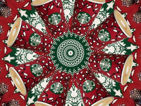 Starbucks Holiday Kaleido