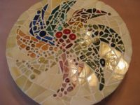 For Regina: Gaudi style non-stepping stepping stone