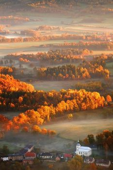 Fall in Poland