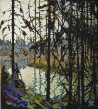 Untitled, by Tom Thomson