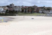 Bondi Beach Saturday afternoon