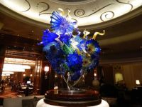 Chihuly glass, Bellagio Hotel, Las Vegas