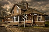 the_old_station_by_ferice