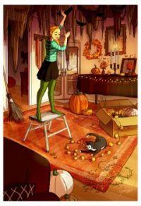 Getting Spooky