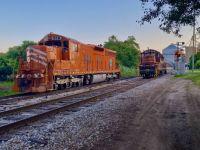 Chesapeake & Indiana RR. Wellsboro, Indiana