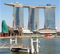 The Most Beautiful Buildings in the World: Marina Bay Sands, Singapore