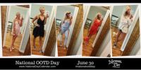 Today Is National OOTD Day!!