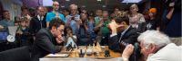 Caruana vs. Carlsen - 2014 Sinquefield Cup