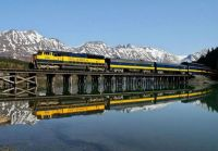 Seeing Alaska By Train