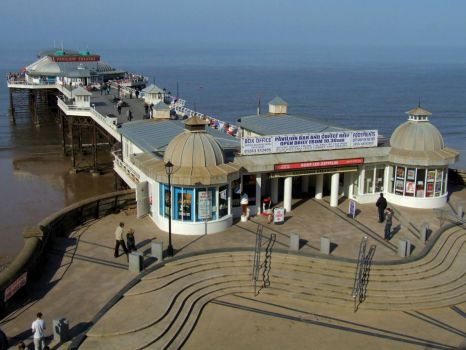 The Pier, Cromer - 17th April 2010