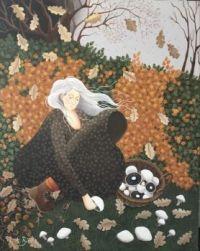Lucy Almey Bird Art
