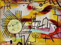 Paul Klee: Sol naciente, 1907