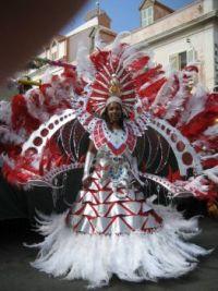 Carnaval in Cabo Verde