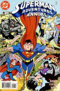 Superman Adventures Annual