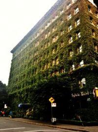Sylvia Hotel 2013