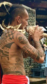 Marquesas Island Welcomer 2