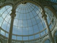 Domed Glass Roof