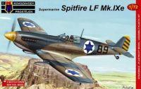 Kovozavody Prostejov  KPM0063 Supermarine Spitfire LF Mk.IXe 1/72