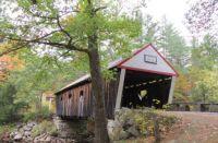 Covered Bridge, New England