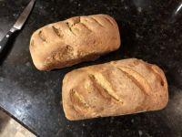 Orange Spice Whole-wheat Bread