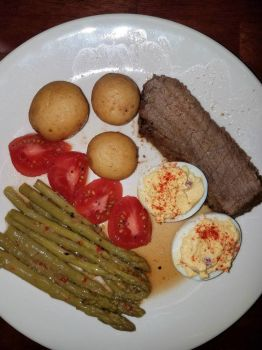 London Broil Dinner