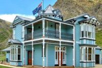 Relocated Victorian home in New Zealand