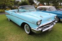 "Chevrolet ""Bel Air"" Convertible - 1957"