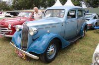 """Vauxhall """"Model 14/6"""" Sedan - 1937"""